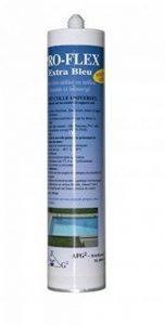 Mastic colle 310 ml Proflex transparent - réparation piscine liner de la marque Proflex image 0 produit