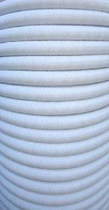 Monoflex Corde d'extension en caoutchouc élastique pour bâche 8mmx10m Blanc de la marque Schwagers Teileshop image 0 produit