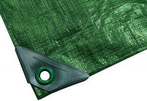 Noor Bâche 200g/m² Vert 3 x 3 m green de la marque NOOR image 0 produit