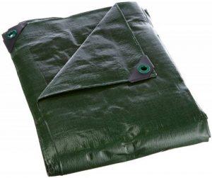Noor Super Bâche textile Vert 200 g/m² 3x4m Vert de la marque Noor image 0 produit