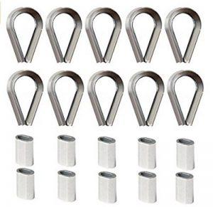 oeillet aluminium TOP 7 image 0 produit