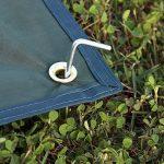 OUTRY Bâche étanche multi-usages–Piquets de tente inclus–3tailles disponibles de la marque Outry image 1 produit