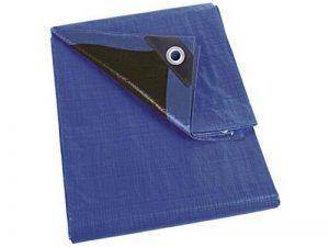 Perel 140–0505Bâche Super puissant, bleu/noir, 5x 5m de la marque Perel image 0 produit