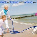 ploopy Sangle de dressage pour chiens, sangle 10mètres de traçage pour chien Idéal Promenade ou maritime bleu de la marque Ploopy image 6 produit