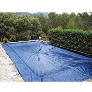Provence Outillage 07427 Bâche pour Piscine Rectangulaire Bleu 6 x 10 m de la marque Provence Outillage image 0 produit