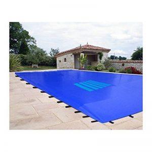 Provence Outillage 2505 Bâche piscine rectangulaire 8 x 14 de la marque Provence Outillage image 0 produit