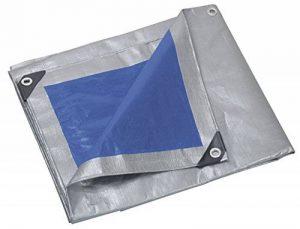 ribimex prb25005x ribprb25005x 08Serviette avec œillet 250gr en polyéthylène 5x 8mt, bleu, 40x 40x 40cm de la marque ribimex image 0 produit