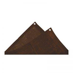 Tec Hit 885156 Bâche lourde spéciale bois 140 g/m² 1,5 x 6 m de la marque Tec Hit image 0 produit