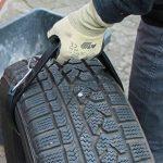 Tendeurs élastiques en caoutchouc EPDM - 25 à 105cm - Sangles pour les bagages avec crochets en S -Tendeurs pour bannières publicitaires - Extra puissant de la marque Grip&Bender image 3 produit