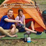 Terra Hiker Couverture Tapis de Pique-nique Imperméable et Ultra-léger Pour Jardin, Parc, Voyage, Plage, Camping, Tente de la marque Terra Hiker image 3 produit
