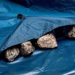 The Friendly Swede étanche couverture de pique-nique avec sac–Plage Couverture Couverture de la marque The Friendly Swede image 3 produit