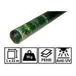Toile de paillage 1x15 m -50g/m² - Bâche de paillage - Toile non tissée avec un traitement anti UV de la marque Univers Du Pro image 1 produit