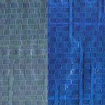 Ultra Fine: Nylon Bâche Bâche Bâche de protection Bateau Bâche Bois Bâche avec oeillets, imperméable et résistant aux déchirures Max Dimensions (+/-5%) de la marque Provence Outillage image 1 produit