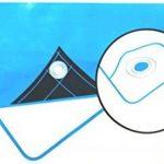 Ultra Fine: Nylon Bâche Bâche Bâche de protection Bateau Bâche Bois Bâche avec oeillets, imperméable et résistant aux déchirures Max Dimensions (+/-5%) de la marque Provence Outillage image 4 produit