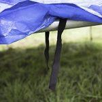 Ultrasport Bâche de protection pour trampoline Comfort, protection de trampoline étanche, convient pour les trampolines d'un diamètre de 251 cm, 305 cm, 366 cm, 430 cm, cordon de fixation, en PVC ultra résistant de la marque Ultrasport image 1 produit