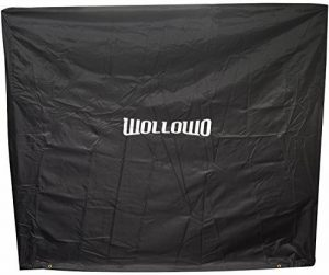 Wollowo - Housse de protection pour table de ping-pong de taille standard - noir de la marque Wollowo image 0 produit