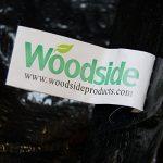 Woodside - Bâche pour table de jardin - rectangulaire/étanche - noir - grande taille/1,8 m (6 ft) de la marque Woodside image 1 produit