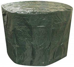 Woodside Housse de protection pour table de jardin ronde de la marque Woodside image 0 produit
