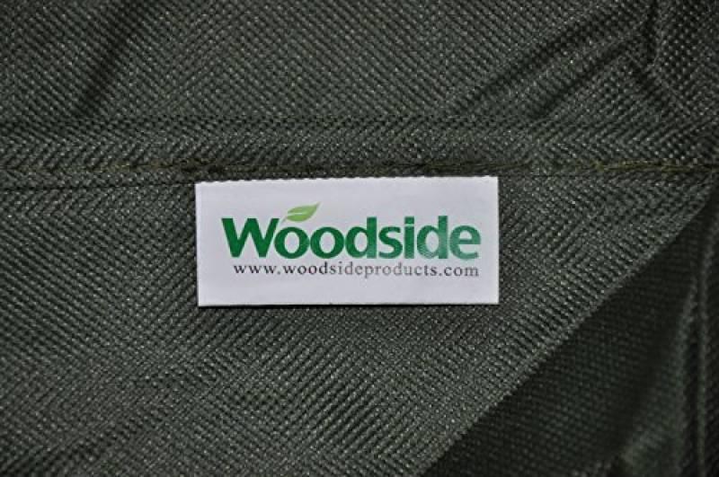 Woodside Housse de protection pour table de jardin ronde
